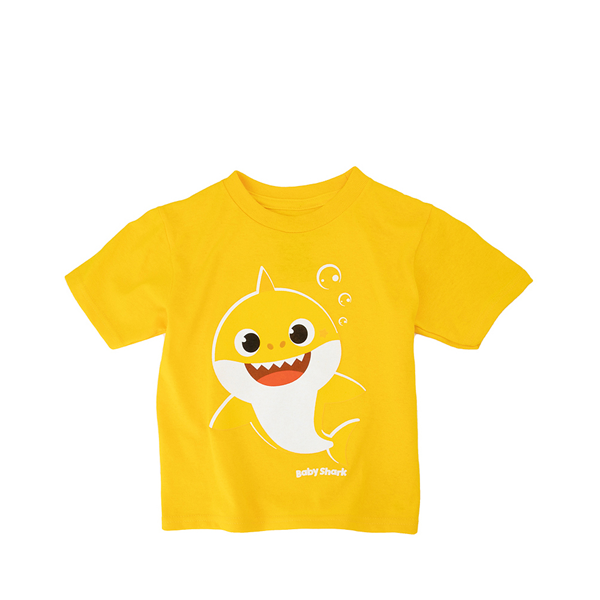 Baby Shark Tee - Toddler - Yellow