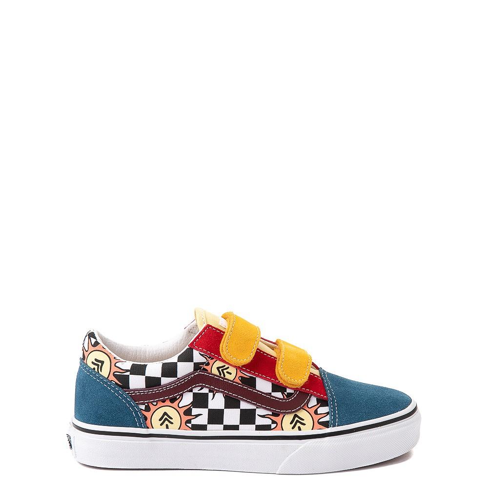 Vans x Parks Project Old Skool V Skate Shoe - Big Kid - Multicolor