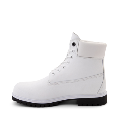 """Alternate view of Mens Timberland Helcor® 6"""" Classic Boot - White"""