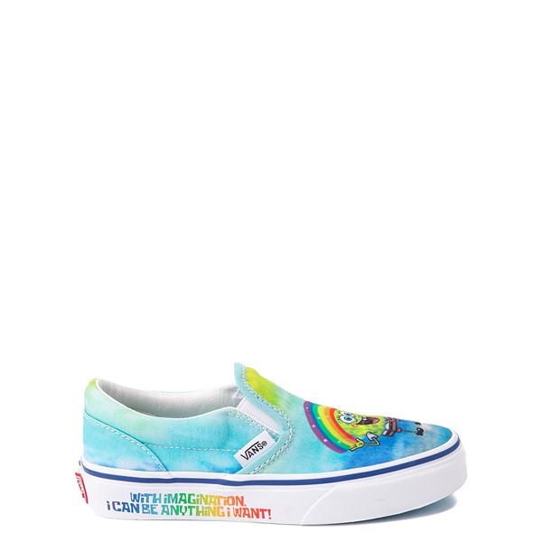 Vans x SpongeBob SquarePants™ Slip On Imaginaaation Skate Shoe - Little Kid - Multicolor