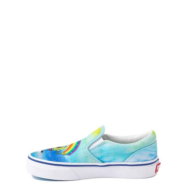 alternate view Vans x SpongeBob SquarePants™ Slip On Imaginaaation Skate Shoe - Little Kid - MulticolorALT1