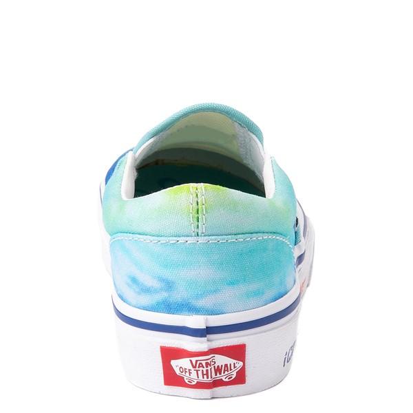 alternate view Vans x SpongeBob SquarePants™ Slip On Imaginaaation Skate Shoe - Little Kid - MulticolorALT4