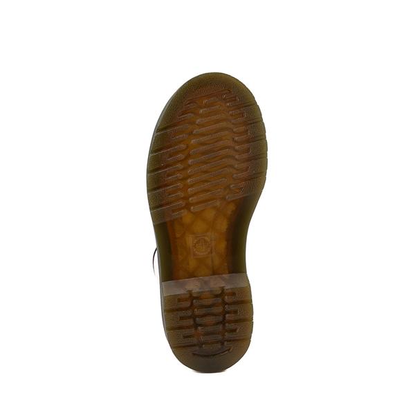 alternate view Dr. Martens 1460 8-Eye Patent Boot - Little Kid / Big Kid - Pale PinkALT3