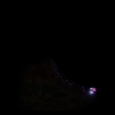 Alternate view of Skechers x Dr. Seuss Twi-Lites The Sneetches Sneaker - Little Kid - White / Rainbow
