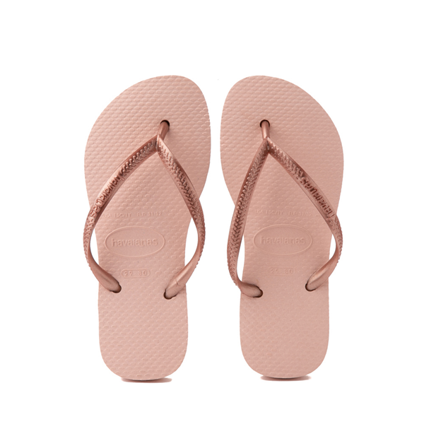 Main view of Havaianas Slim Sandal - Toddler / Little Kid - Ballet Rose