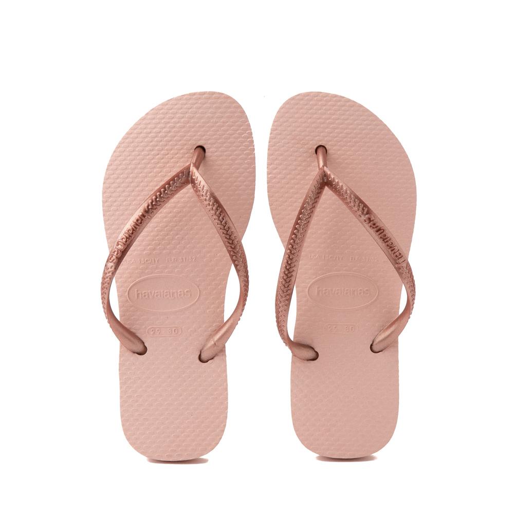 Havaianas Slim Sandal - Toddler / Little Kid - Ballet Rose