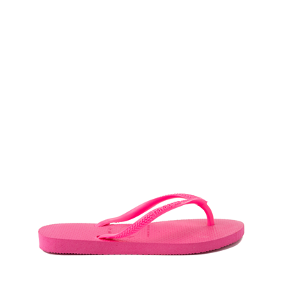 Alternate view of Havaianas Slim Sandal - Toddler / Little Kid - Pink Flux