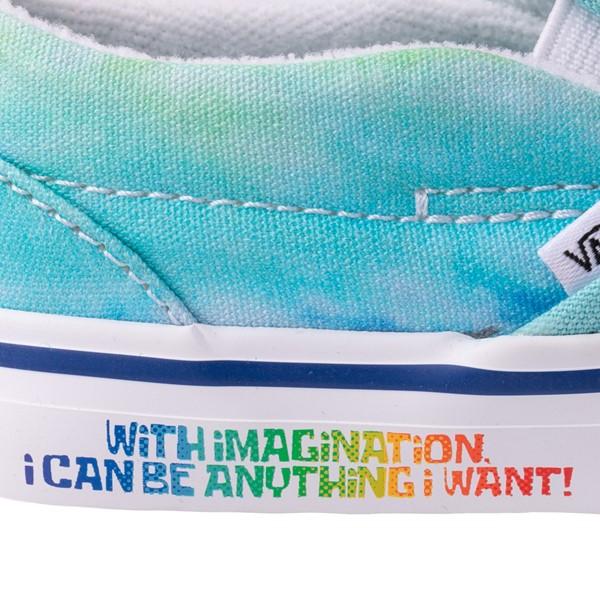alternate view Vans x SpongeBob SquarePants™ Slip On V Imaginaaation Skate Shoe - Baby / Toddler - MulticolorALT2B