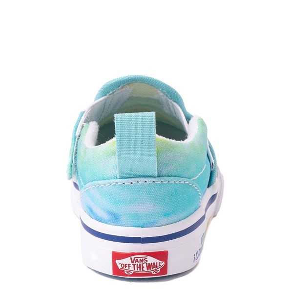 alternate view Vans x SpongeBob SquarePants™ Slip On V Imaginaaation Skate Shoe - Baby / Toddler - MulticolorALT4