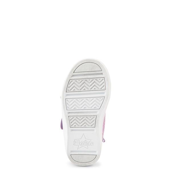 alternate view Skechers Twinkle Toes Twi-Lites Butterfly Wishes Sneaker - Toddler - PinkALT3
