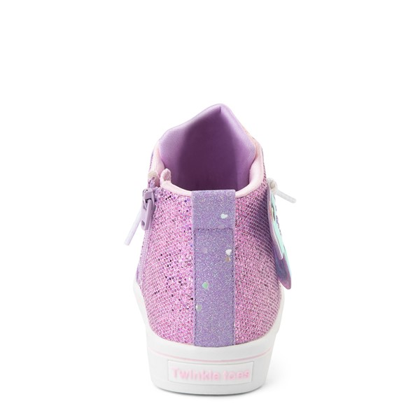 alternate view Skechers Twinkle Toes Twi-Lites Butterfly Wishes Sneaker - Toddler - PinkALT4