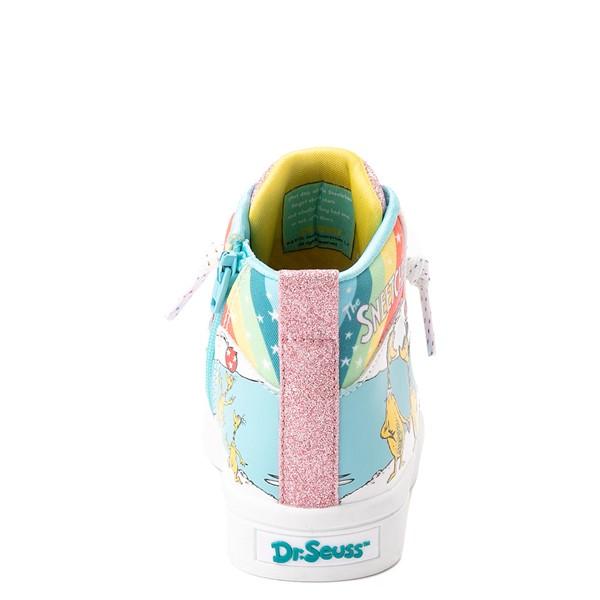 alternate view Skechers x Dr. Seuss Twi-Lites The Sneetches Sneaker - Toddler - White / RainbowALT4
