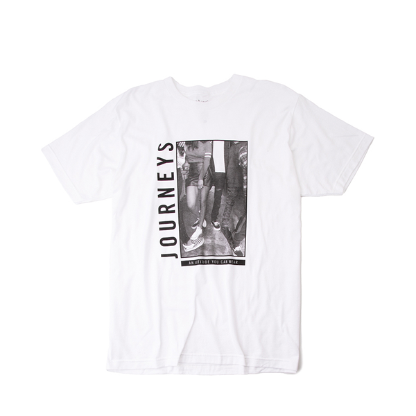 alternate view Journeys Lifestyle Tee - WhiteALT2