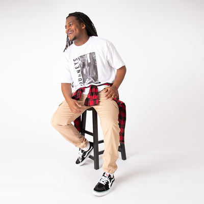 Alternate view of Journeys Lifestyle Tee - White