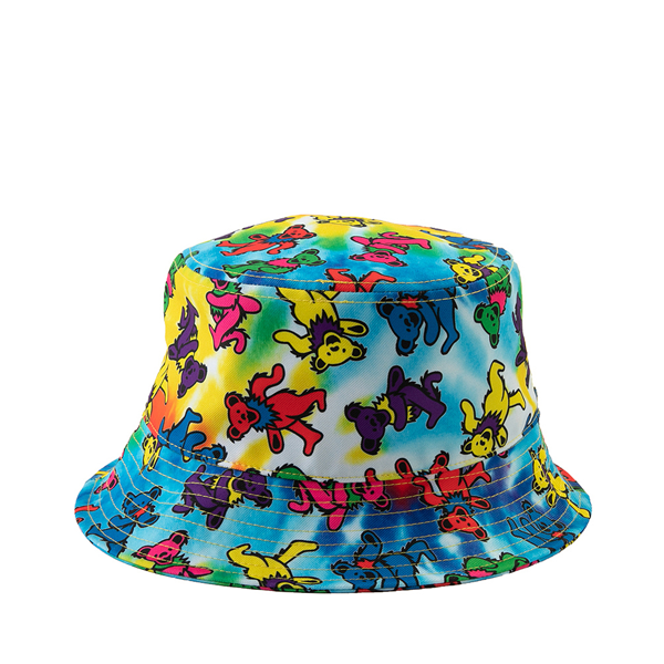alternate view Grateful Dead Bucket Hat - Tie DyeALT1
