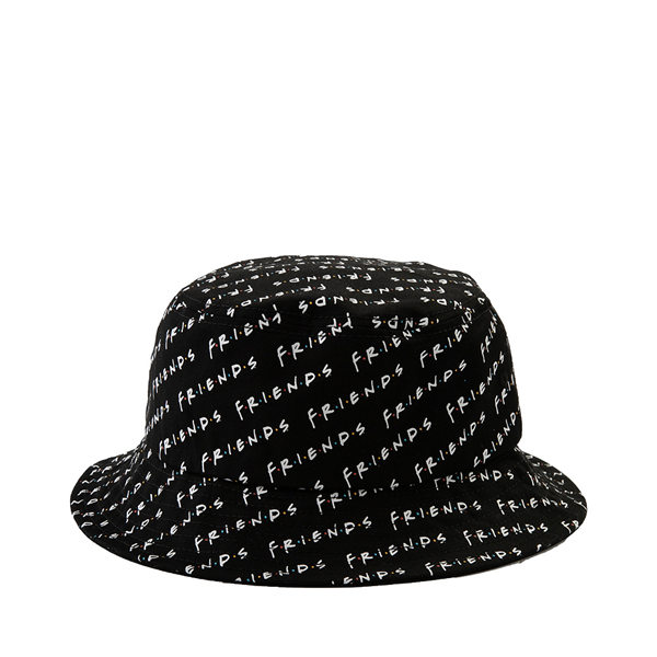 alternate view Friends Bucket Hat - BlackALT1
