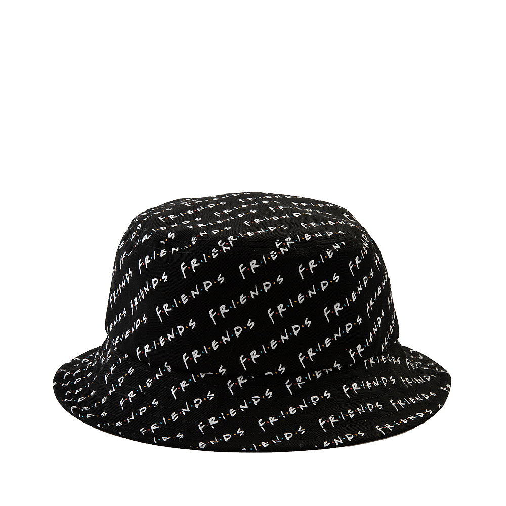 Friends Bucket Hat - Black