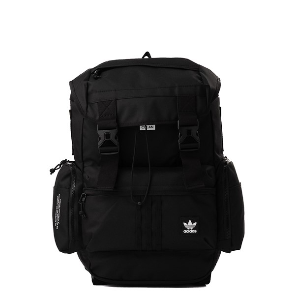 Main view of adidas Utility Backpack 4.0 - Black
