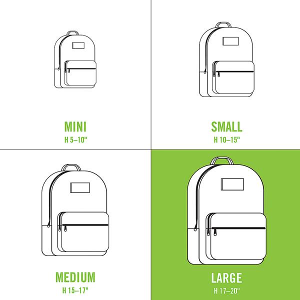 alternate view adidas National Backpack - Light GrayALT1C