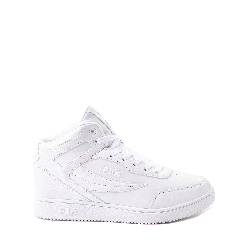 Fila Taglio Athletic Shoe - Big Kid - White Monochrome