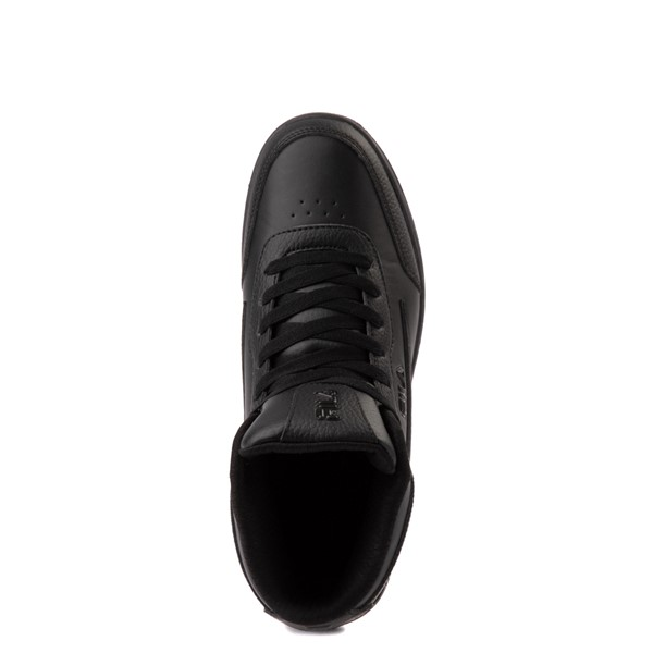 alternate view Fila Taglio Athletic Shoe - Big Kid - Black MonochromeALT4B
