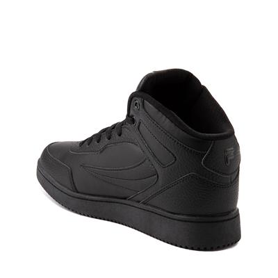 Alternate view of Fila Taglio Athletic Shoe - Big Kid - Black Monochrome