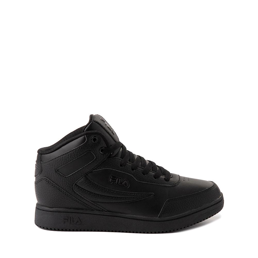 Fila Taglio Athletic Shoe - Big Kid - Black Monochrome