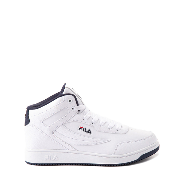Fila Taglio Athletic Shoe - Big Kid - White / Navy / Red
