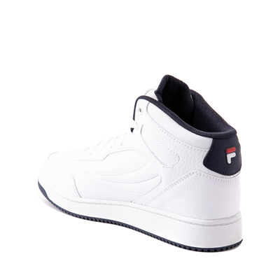 Alternate view of Fila Taglio Athletic Shoe - Big Kid - White / Navy / Red
