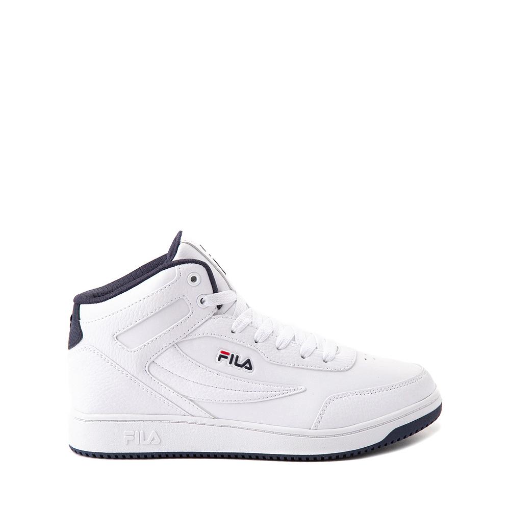 Fila Taglio Athletic Shoe - Big Kid - White / Navy / Red