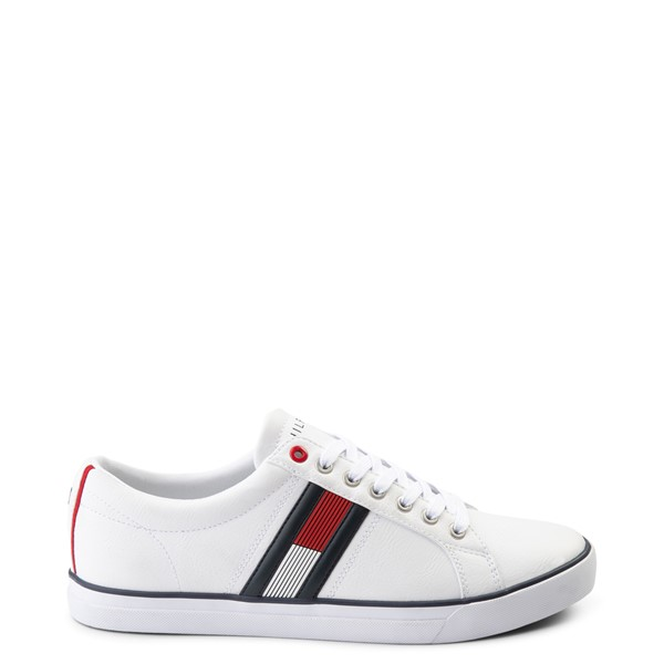 Mens Tommy Hilfiger Revel Casual Shoe - White