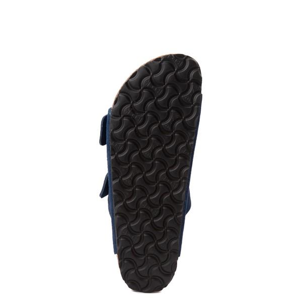 alternate view Womens Birkenstock Arizona Soft Footbed Sandal - Moroccan BlueALT3