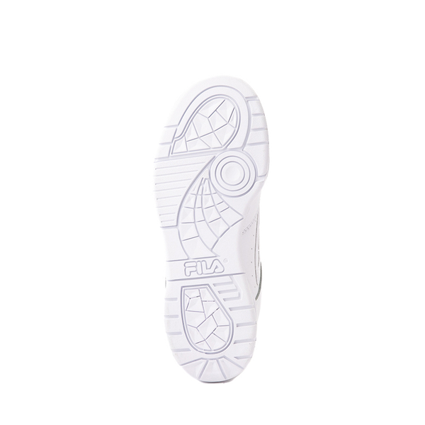 alternate view Fila LNX 100 Athletic Shoe - Little Kid - White MonochromeALT3