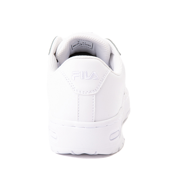 alternate view Fila LNX 100 Athletic Shoe - Little Kid - White MonochromeALT4