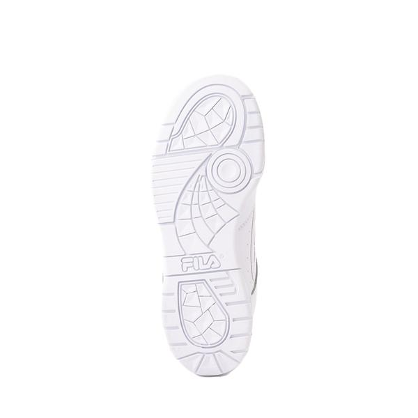 alternate view Fila LNX 100 Athletic Shoe - Big Kid - White MonochromeALT3