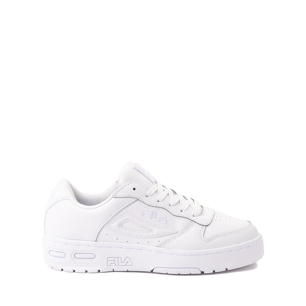 Fila LNX 100 Athletic Shoe - Big Kid - White Monochrome