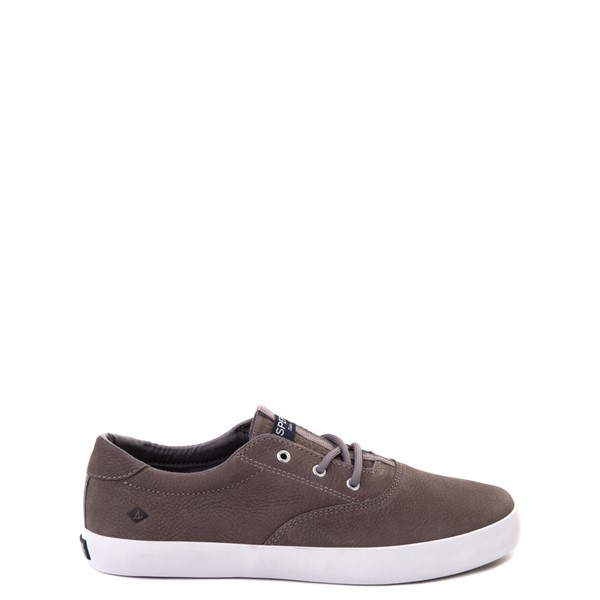 Main view of Sperry Top-Sider Spinnaker Casual Shoe - Little Kid / Big Kid - Gray