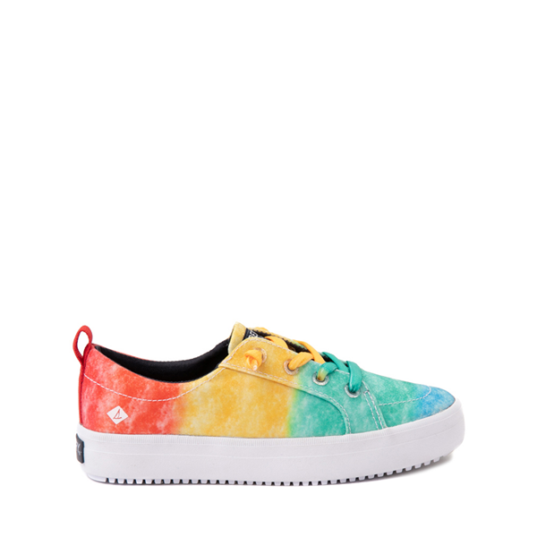 Main view of Sperry Top-Sider Crest Vibe Casual Shoe - Little Kid / Big Kid - Rainbow