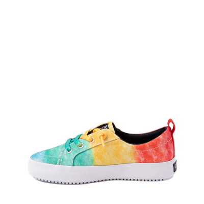 Alternate view of Sperry Top-Sider Crest Vibe Casual Shoe - Little Kid / Big Kid - Rainbow