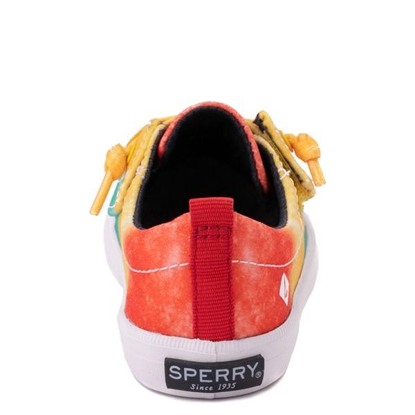 alternate view Sperry Top-Sider Crest Vibe Casual Shoe - Toddler / Little Kid - RainbowALT4