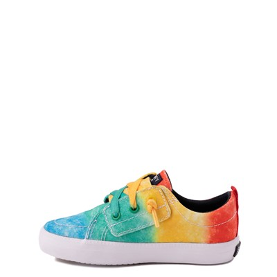 Alternate view of Sperry Top-Sider Crest Vibe Casual Shoe - Toddler / Little Kid - Rainbow