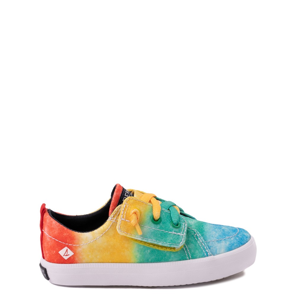 Sperry Top-Sider Crest Vibe Casual Shoe - Toddler / Little Kid - Rainbow
