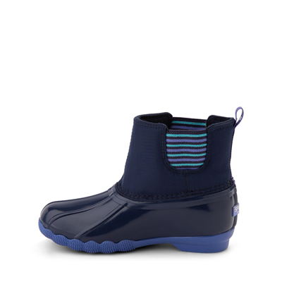 Alternate view of Sperry Top-Sider Saltwater Chelsea Boot - Toddler / Little Kid - Navy