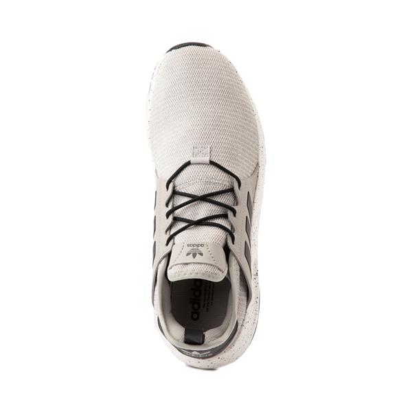 alternate view Mens adidas X_PLR Athletic Shoe - Sesame / BlackALT2