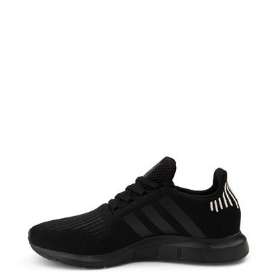 Alternate view of Womens adidas Swift Run Athletic Shoe - Black Monochrome