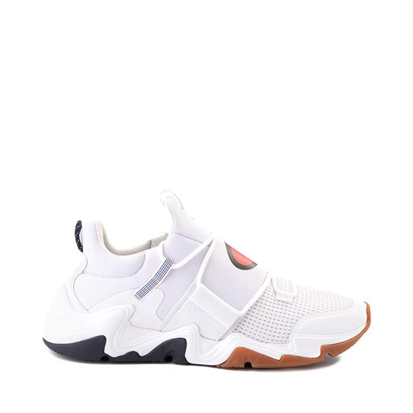 Mens Champion Hyper C Link Athletic Shoe - White / Black / Red