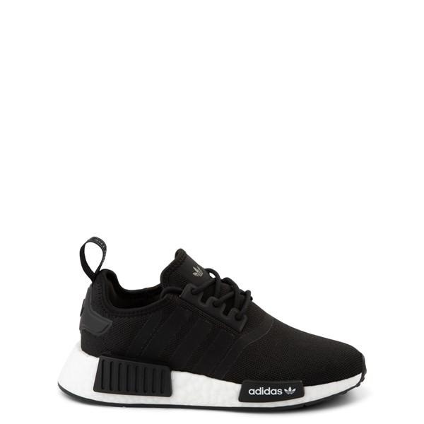 adidas NMD R1 Athletic Shoe - Big Kid - Black