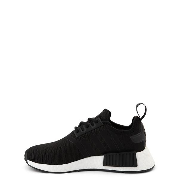 alternate view adidas NMD R1 Athletic Shoe - Big Kid - BlackALT1