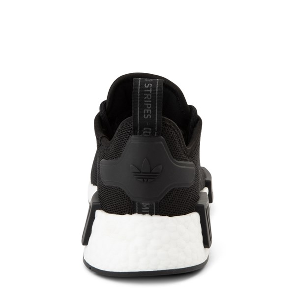 alternate view adidas NMD R1 Athletic Shoe - Big Kid - BlackALT4