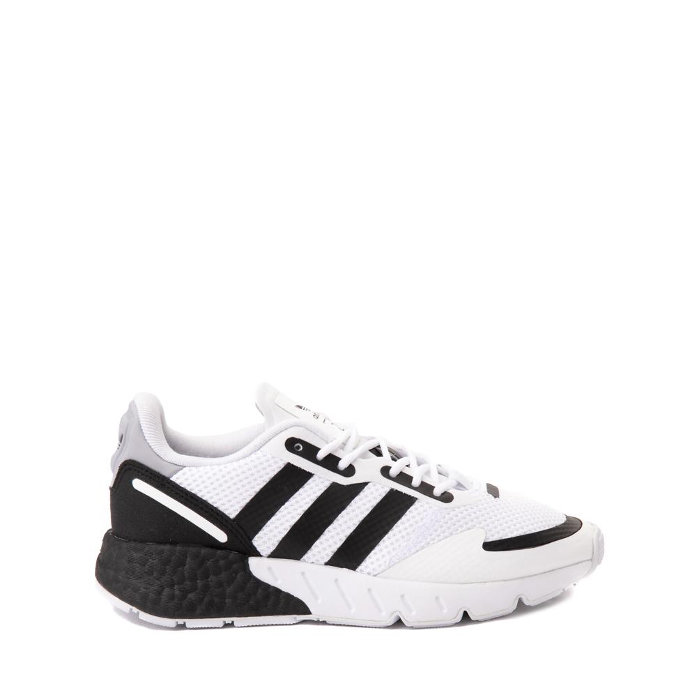 adidas ZX 1K Boost Athletic Shoe - Big Kid - White